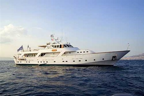 Motor Yacht (Motorboot)