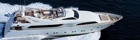 Ferretti Motor Yacht (Motorboot)
