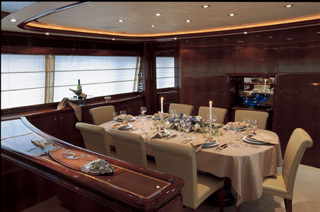 Ferretti Motor Yacht picture 9 - click to enlarge