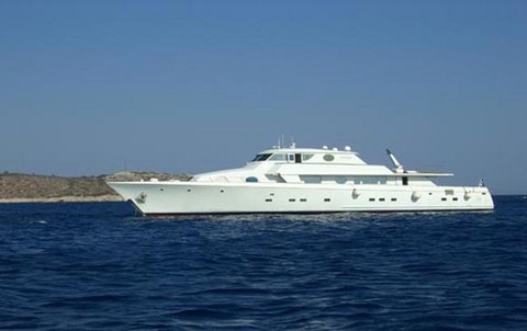 Esterel Motor Yacht (powerboat)