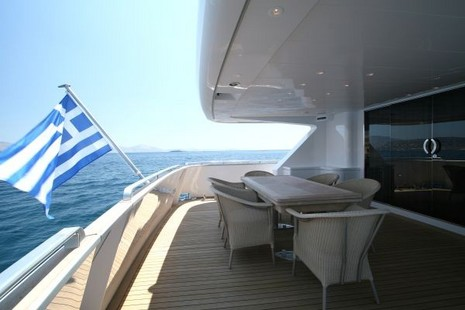 Admiral Motor Yacht picture 6