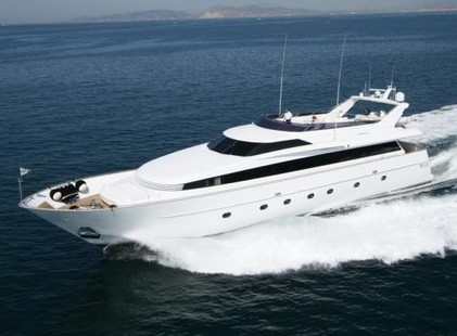 Admiral Motor Yacht picture 1