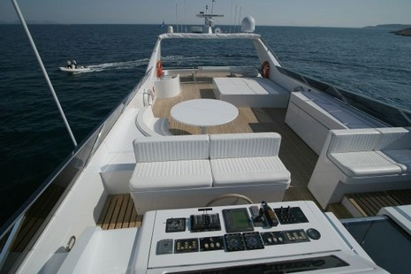 Admiral Motor Yacht picture 10