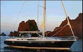 Jeanneau Sun Odyssey 45.2 (sailboat)
