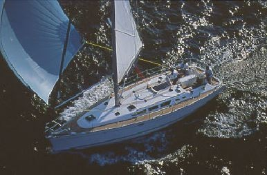 Jeanneau Sun Odyssey 43 Legend (sailboat)