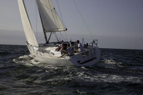 Bénéteau Océanis 34 (Segelboot)