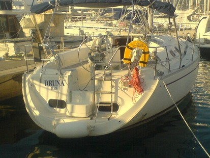Dufour Gib'Sea 37 (sailboat)